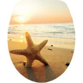 Καπακι Λεκανης Με Σχεδιο θαλλασσα Χρωμα:Πολυχρωμο Κωδ 117
