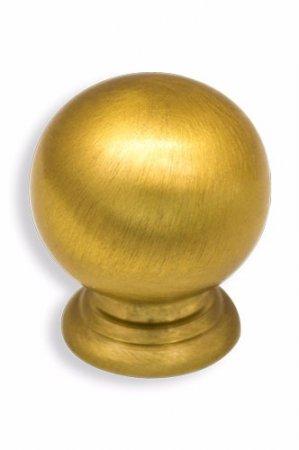 Πομολα Επιπλων Χρωμα:Χρυσο Ματ Κωδ 1028