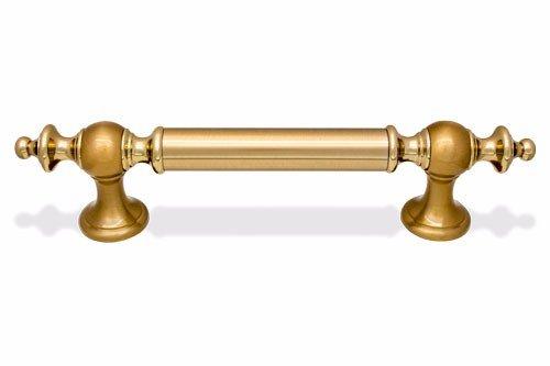 Λαβες Πορτας Ροζετα Χρωμα:Χρυσο Ματ Κωδ 4008
