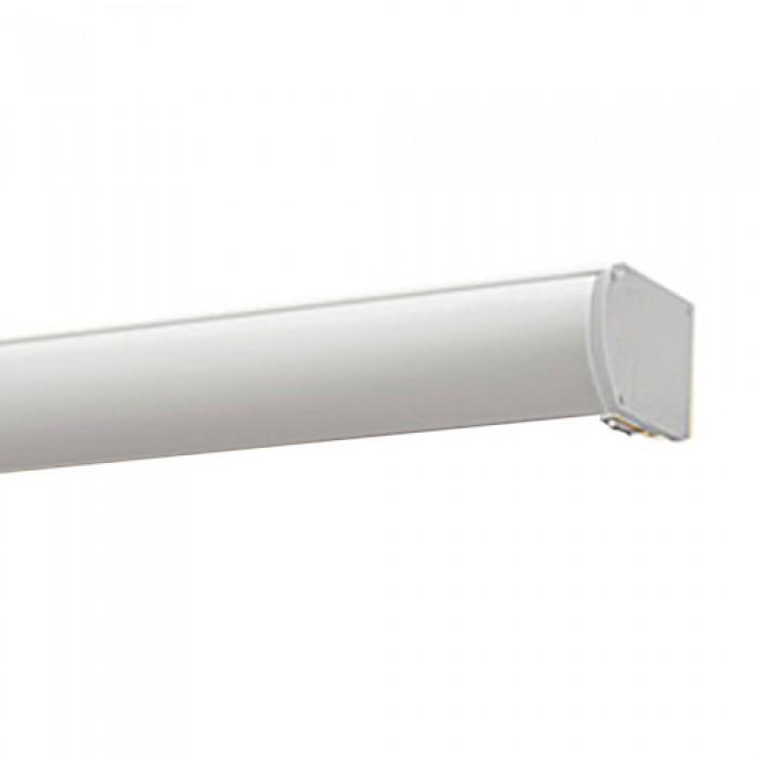Mετοπη Roller Αλουμινιου Xρωμα:Λευκο