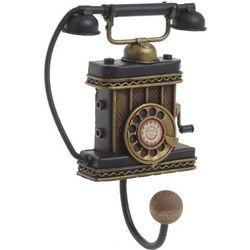 Κρεμαστρα τοιχου ¨Τηλεφωνο¨ Μεταλλικο Χρυσο/Μαυρο Διαστασεις:15*13*9 Κωδ 3-70-726-0228